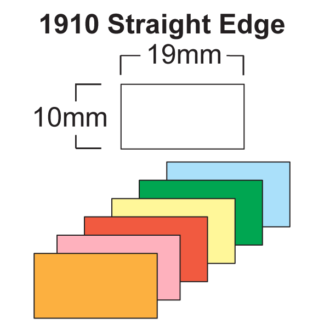 1910 Labels