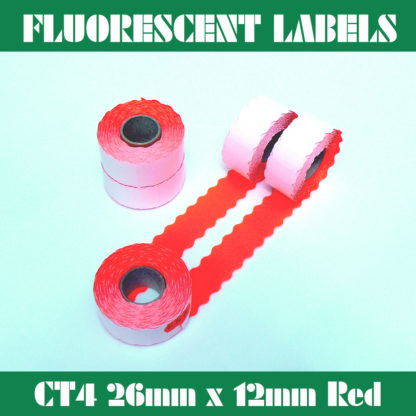 Flourescent-Labels-CT4-26mm-x-12mm-Fluoro-Red