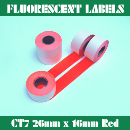 Flourescent-Labels-CT7-26mm-x-16mm-Fluoro-Red