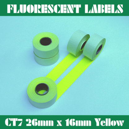 Flourescent-Labels-CT7-26mm-x-16mm-Fluoro-Yellow