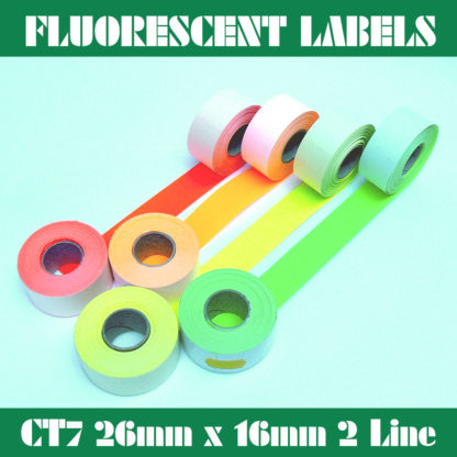 Flourescent-Labels-CT7-26mm-x-16mm-Red-Orange-Yellow-Green-Category