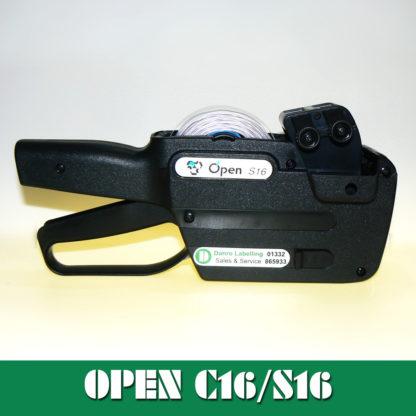 Open Data C16 Label Gun