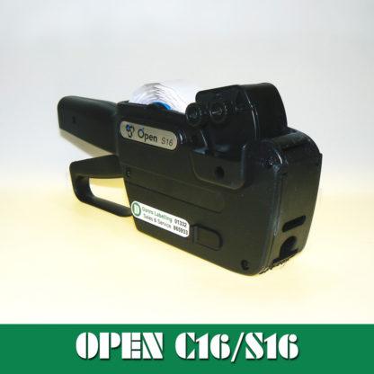 Open Data C16 Price Gun