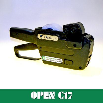 Open Data C17 Label Gun