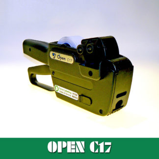 Open Data C17 Price Gun