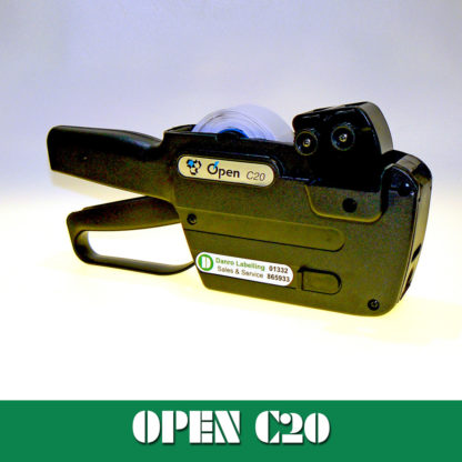 Open Data C20 Label Gun