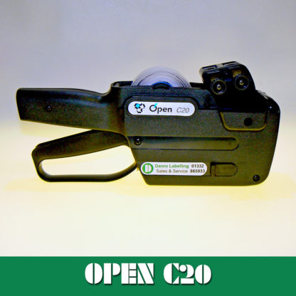 Open Data C20 Labelling Gun