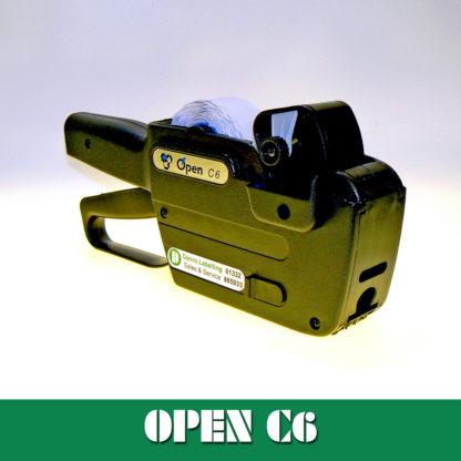 Open Data C6 Price Gun