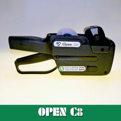 Open Data C8 Label Gun