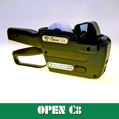 Open Data C8 Labelling Gun