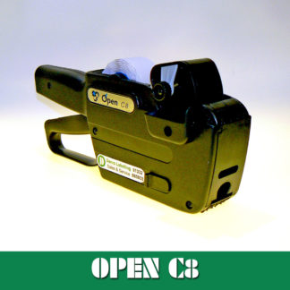 Open Data C8 Price Gun