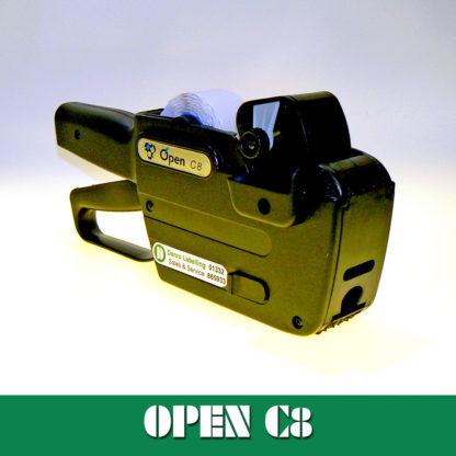 Open Data C8 Price Gun