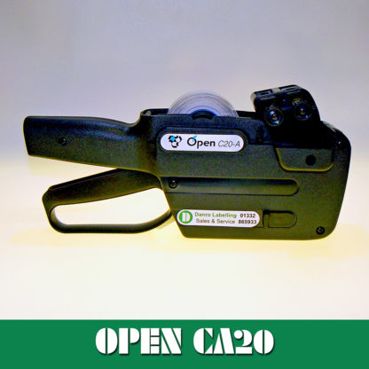 Open Data CA20 Label Gun