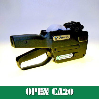 Open Data CA20 Labelling Gun