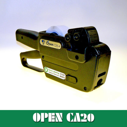 Open Data CA20 Price Gun