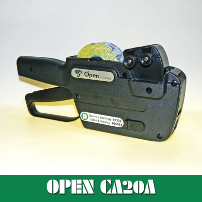 Open Data CA20A Labelling Gun