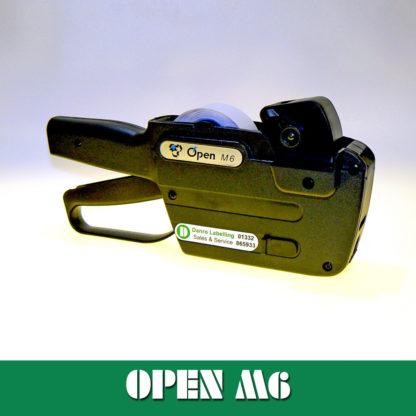 Open Data M6 Label Gun