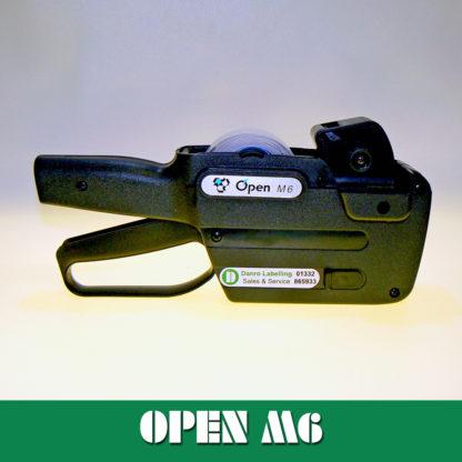 Open Data M6 Labelling Gun