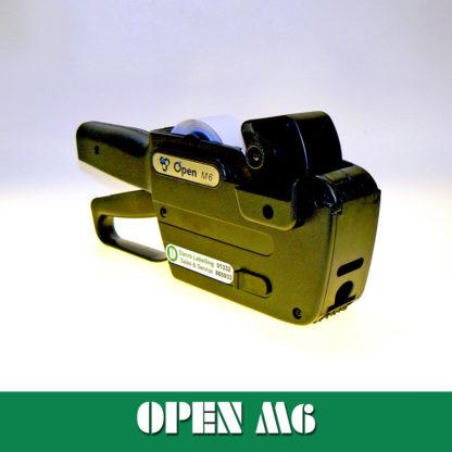 Open Data M6 Price Gun