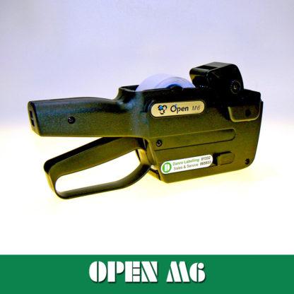Open Data M6 Pricing Gun