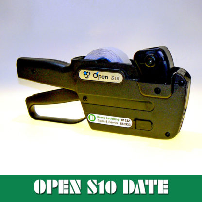 Open Data S10 Date Coder Gun
