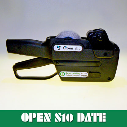 Open Data S10 Date Coder Label Gun