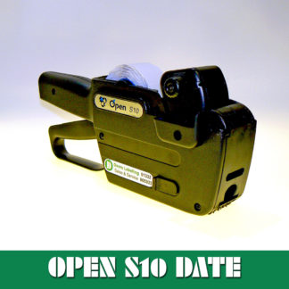 Open Data S10 Date Coding Gun