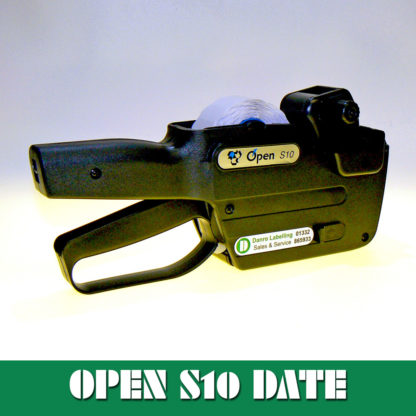 Open Data S10 Date Coding Label Gun