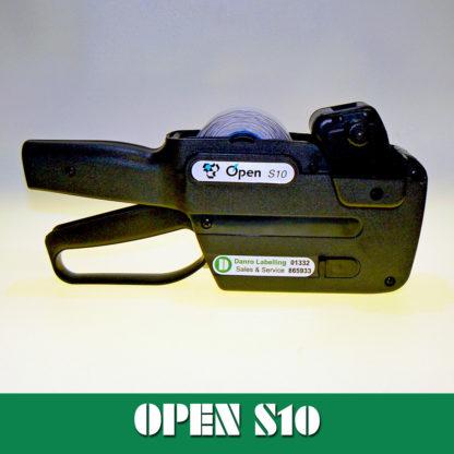 Open Data S10 Labelling Gun