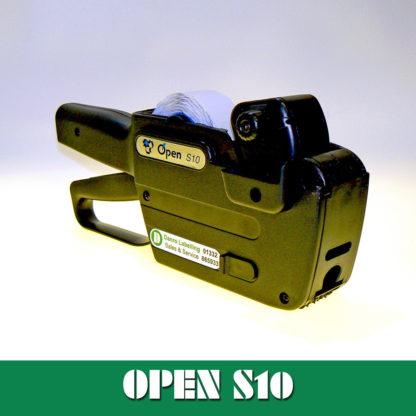 Open Data S10 Price Gun