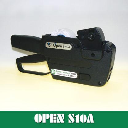Open Data S10A Label Gun