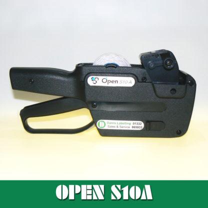 Open Data S10A Labelling Gun