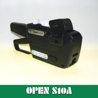 Open Data S10A Price Gun