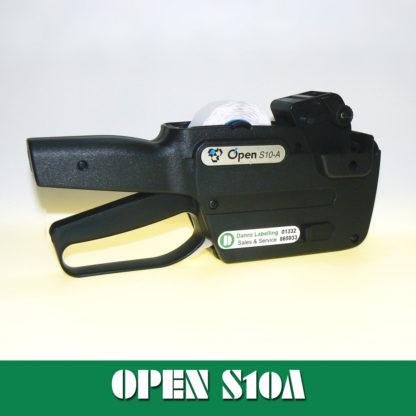 Open Data S10A Pricing Gun