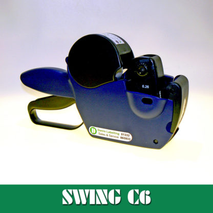 Swing C6 1 Line Label Gun
