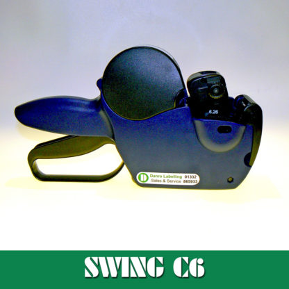 Swing C6 1 Line Price Gun