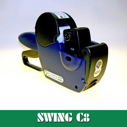 Swing C8 1 Line Price Gun