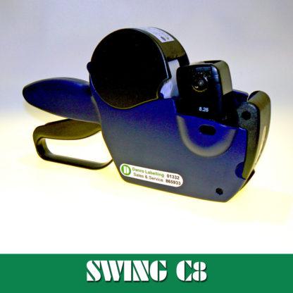 Swing C8 Price Gun