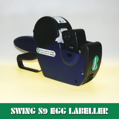 Swing S9 Egg Box Labeller