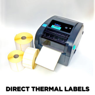 Direct Thermal Labels - Desktop Printers
