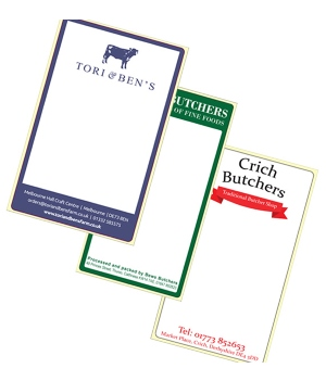 Butchers Weigh Scale Labels